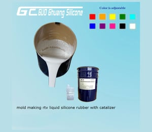 Silicone Rubber Molding For Shoe Sole Mould