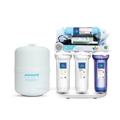 Domestic Ro Water System Certifications: Iso
