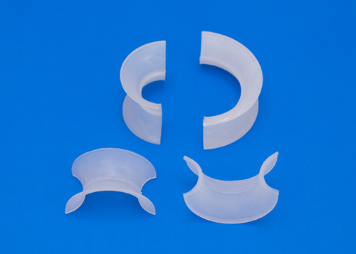 High Grade Plastic Saddle Ring