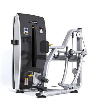 Mid Row Gym Equipments at Best Price in Mumbai, Maharashtra | S & T Welcare  Equipments Private Limited