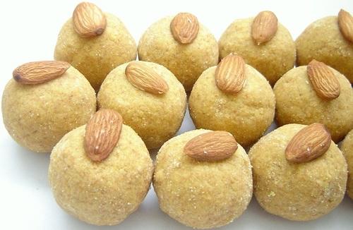 Pure Ghee Multigrain Besan Laddu Certifications: Food License