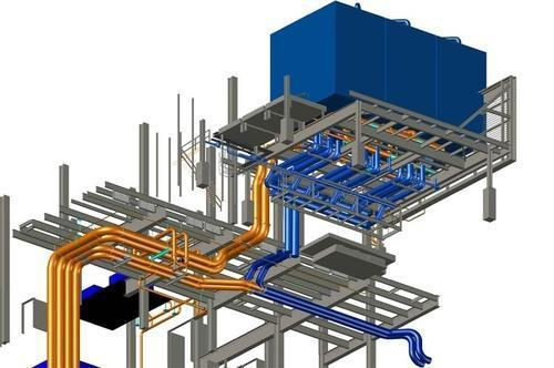 Revit BIM Modeling Service - COPL, C 912 Dev Aurum Complex, Anand
