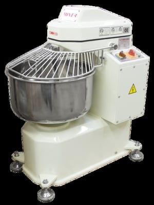 Semi Automatic Commercial Spiral Mixer