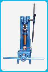 Hand Operated Injections Molding Machine