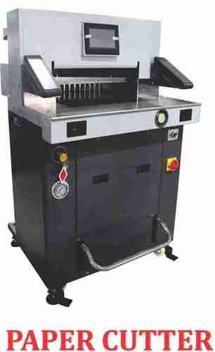 Hydraulic Paper Cutter Heavy Duty