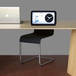 Plastic Promotional Table Clock