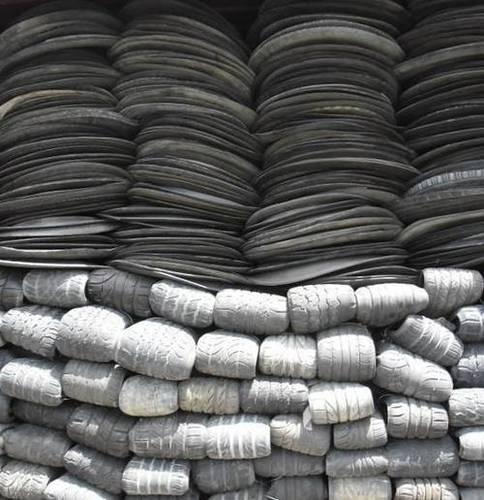 Butyl Rubber Tire Scrap