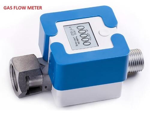 Compact Lpg Gas Flow Meter