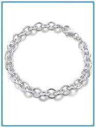 Designer Pure Silver Bracelet