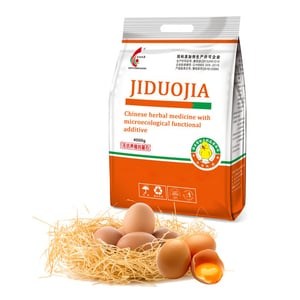 Jiduojia Chinese Veterinary Medicine For Increasing Poultry Eggs Production