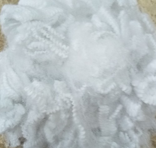 Solid Polyester Staple Fibre