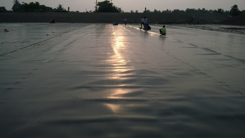 HDPE Geomembrane Installation Services