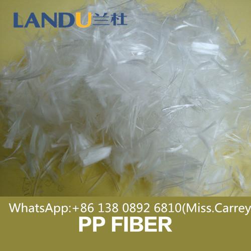 High Grade Polypropylene Fiber