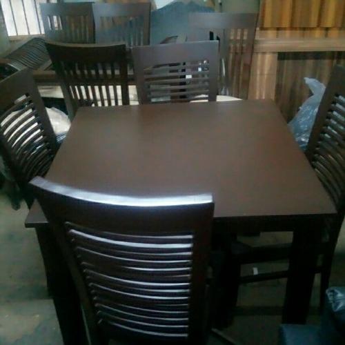 Highly Durable Dining Table Set In Mumbai Maharashtra Stallion
