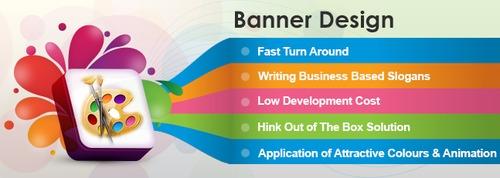 Banner Design Services Provider