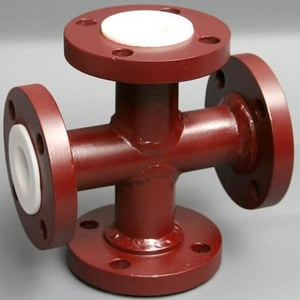 Durable PTFE Lined Cross