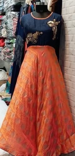 25e891d7da604 Silk Gown In Kolkata, Silk Gown Dealers & Traders In Kolkata, West ...