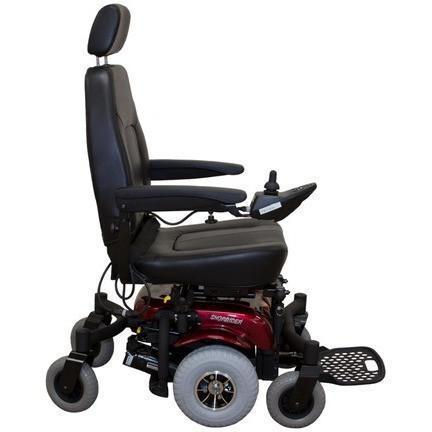 Power Black Wheelchair