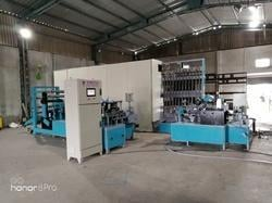 Fully Automatic Paper Cone Making Machine