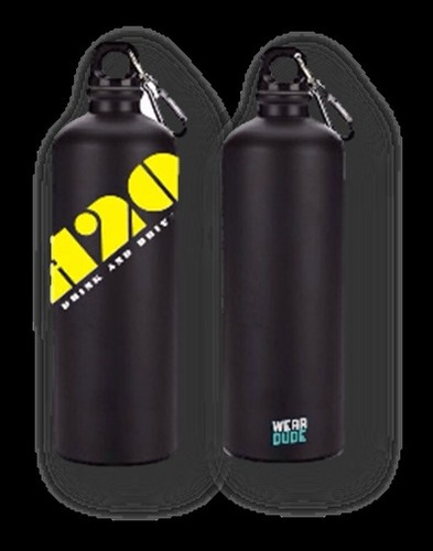 Aluminium Sippers With Branding For Promotions