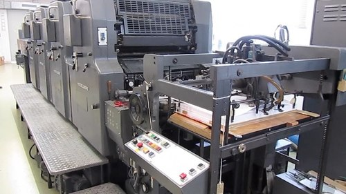 Fully Automatic Printing Machine