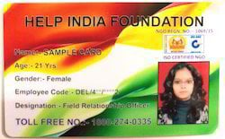 Office and School ID Card