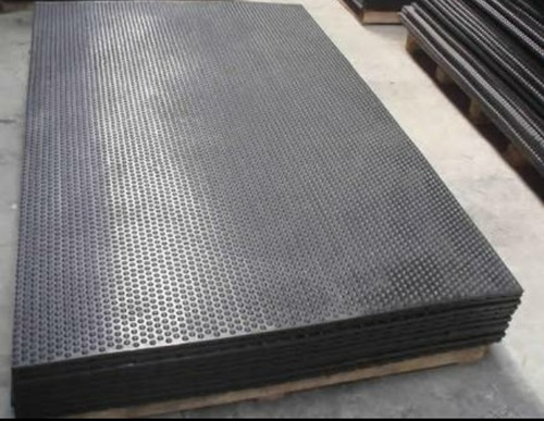 Light Weight Black Rubber Cow Mat