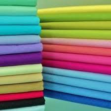Plain Pure Cotton Fabrics