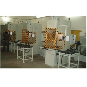 Axle Line Assembly Machines