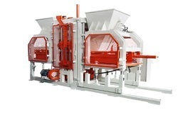 Fully Automatic Multi Function Blocks And Paver Block Machine