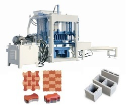 Hydraulic Color Paver Block Making Machine