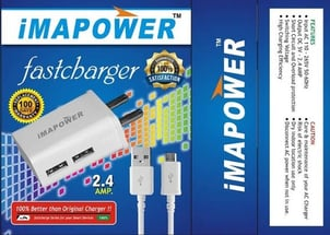 High Efficiency Mobile Charger