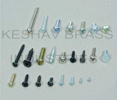 Brass Automotive Screws