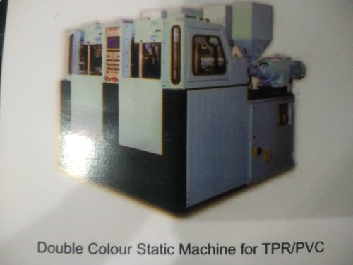 Used Double Colour Statistic Machine for Tpr/Tvc for Footwear Industries