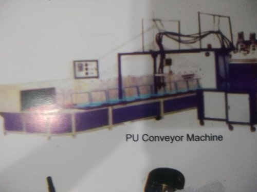 Used PU Conveyor Machine for Footwear Industries