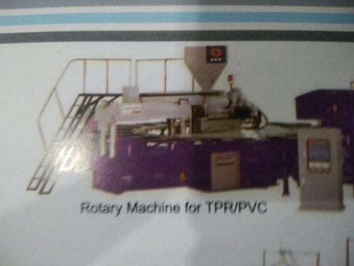 Used Rotatory Machine for TPR/TVC for Footwear Industries
