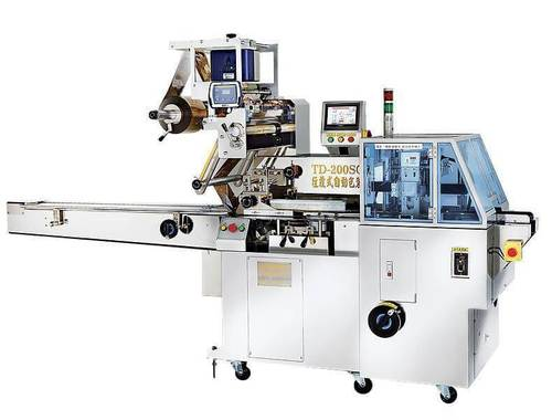 Box Motion Auto-Packaging Machine