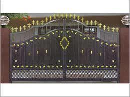 Iron Entrance Gates Grills