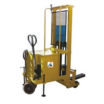 Manually Hydraulic Stacker (Counter Balance)