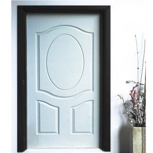 White Moulded Panel Doors