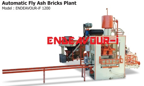 Automatic Fly Ash Bricks Plant (Endeavour- If1200)
