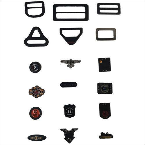 Buckles and Metal Logo