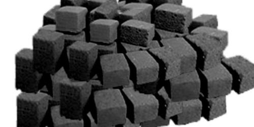 Shisha Block Charcoal