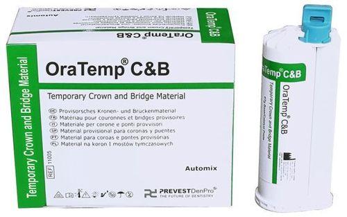 Prevest Denpro Oratemp C & B Temporary Crown And Bridge Material