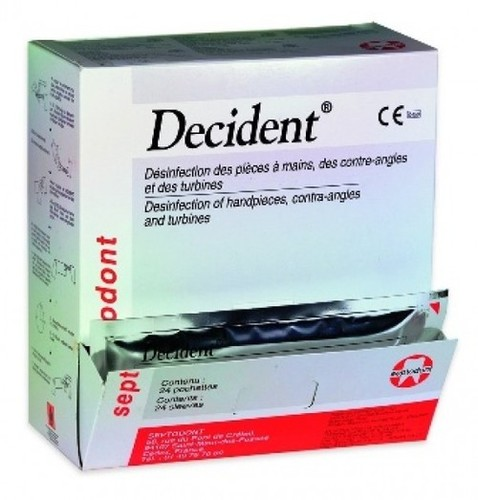 Septodont Decident 24 Disposable Sleeves Dental