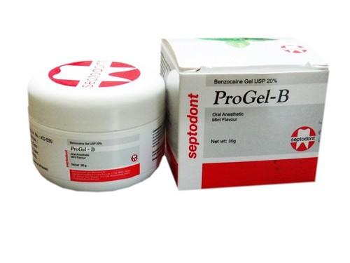 Septodont Progel B Dental Oral Gel 30g