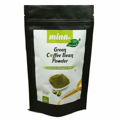 Natural Green Coffee Powder