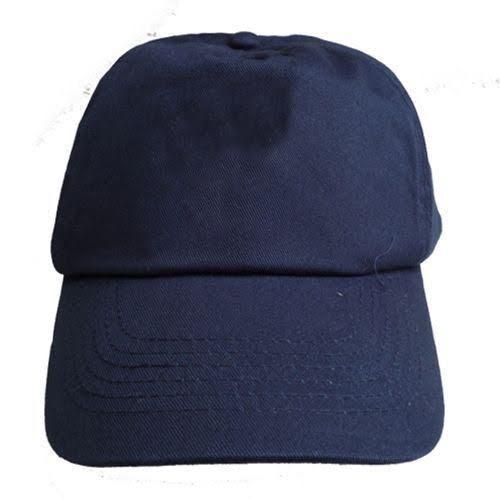 Navy Blue School Cap