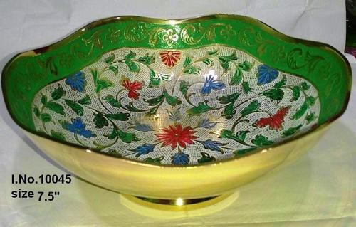 Designer Bowl For Dry Fruit