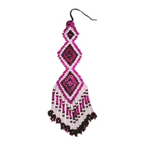 Unique Quality Seed Bead Earring